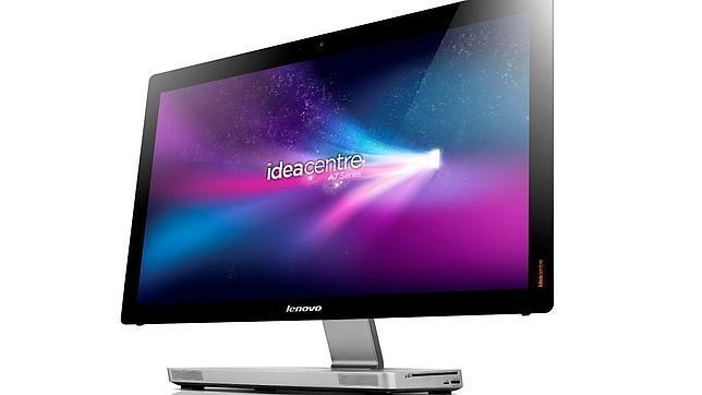 Lenovo IdeaCentre A720, el ordenador más delgado del mercado, llega a España