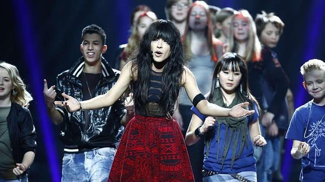 Loreen cantará «Euphoria» en la primera semifinal de Eurovisión 2013