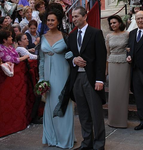 Especial bodas 2013: diez claves de protocolo para la madrina