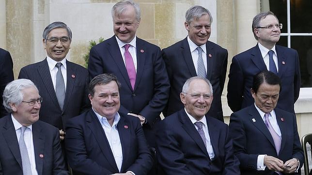 Los ministros de Economía del G7 comenzaron el viernes una reunión en las afueras de Londres