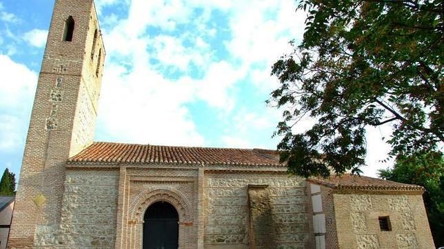Ermita de Santa María la Antigua, en Carabanchel