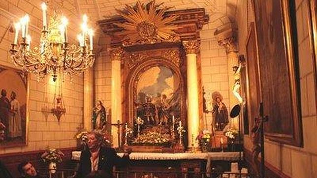 La «cuadra» o capilla de San Isidro, uno de los lugares más desconocidos de los relacionados con el santo labrador