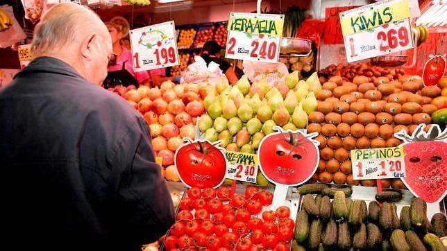 También en Carabanchel se encuentra el mercado de San Isidro, que em 2013 cumple 60 años de vida