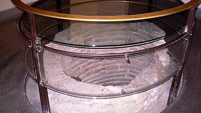 Pozo del santo, que se conserva en el madrileño Museo de San Isidro