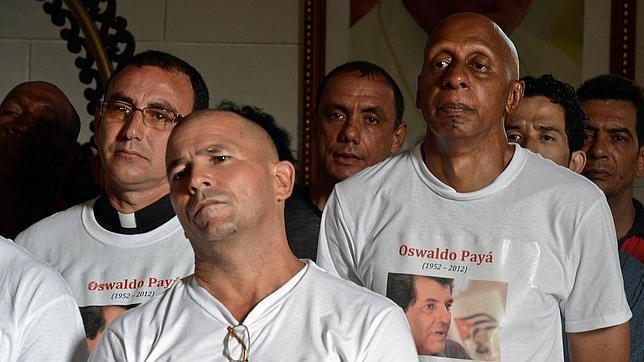 El disidente cubano Guillermo Fariñas comienza una gira por EE.UU. y Europa