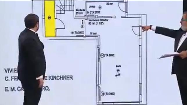 Los Kirchner mandaron construir una bóveda blindada para millones de dólares