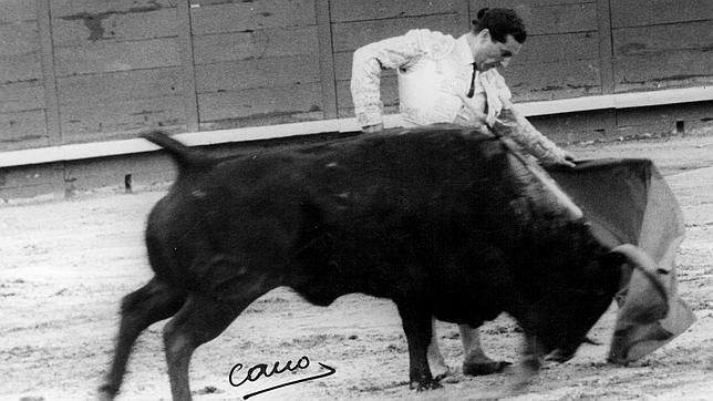 Antonio Bienvenida, en su naturalidad estaba el paraíso