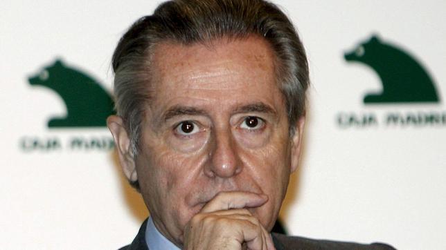 El juez ordena prisión eludible bajo fianza de 2,5 millones para Miguel Blesa