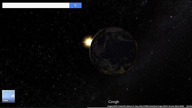El nuevo y espectacular Google Maps