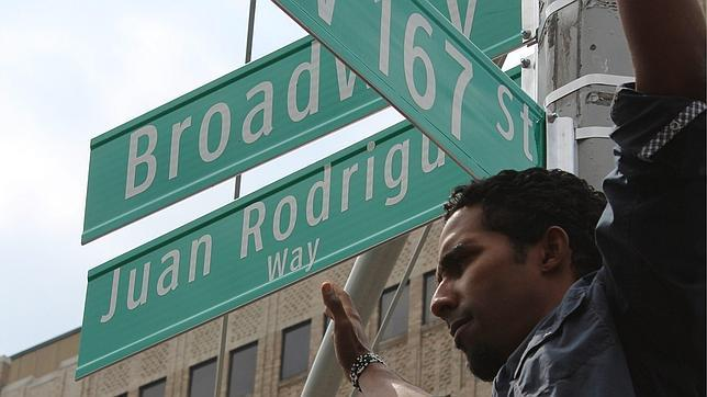 Nueva York honra con una calle a su primer inmigrante, Juan Rodríguez