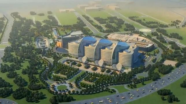 Un gran hospital de Qatar busca en España personal para 5.000 plazas