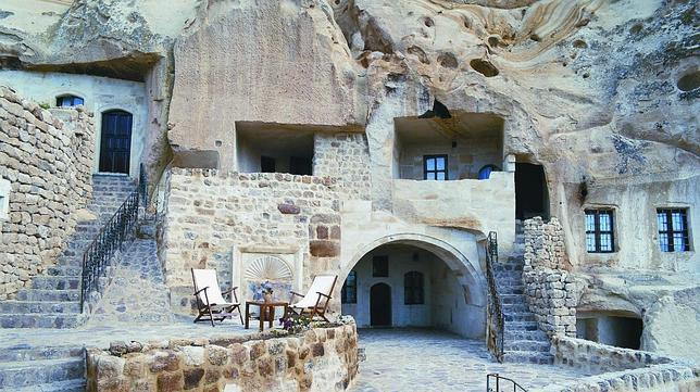 Las «cuevas hotel» más increíbles del mundo