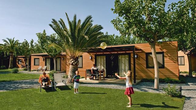 Tres d as en un camping de lujo de la costa dorada - Campings de lujo en espana ...