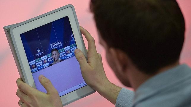 El «smartphone» y la tableta, las nuevas teles