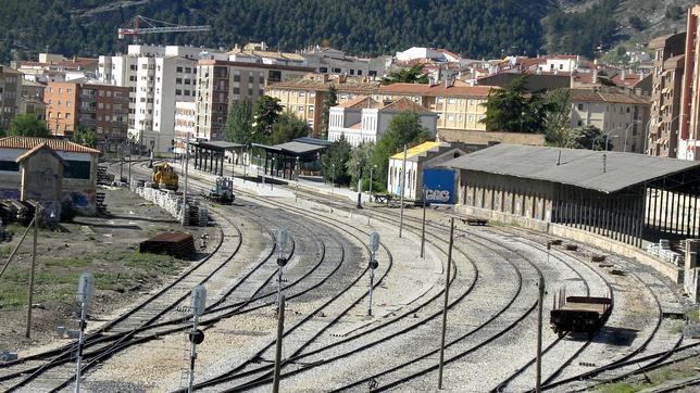 estacion tren toledo: