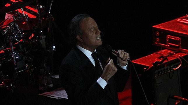 Julio Iglesias actuará el 20 de julio en Ciudad Real