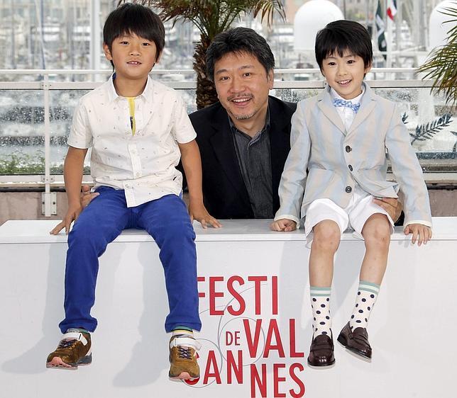 Kore-Eda descubre «Like father, like son», obra maestra del Festival de Cannes