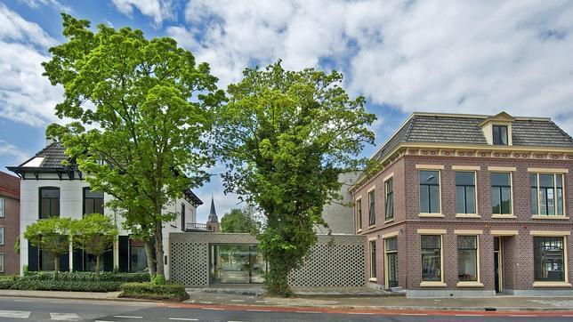 Nace en Holanda Villa Mondrian, casa-museo dedicada al célebre pintor