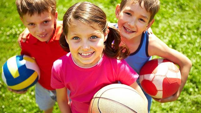 Una hora de actividad física diaria es un bálsamo contra la adversidad