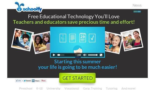 Nace Schoolfy, un revolucionario sistema de gestión integrada para profesores
