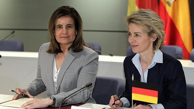 España y Alemania firman el acuerdo para dar trabajo a 5.000 jóvenes españoles al año