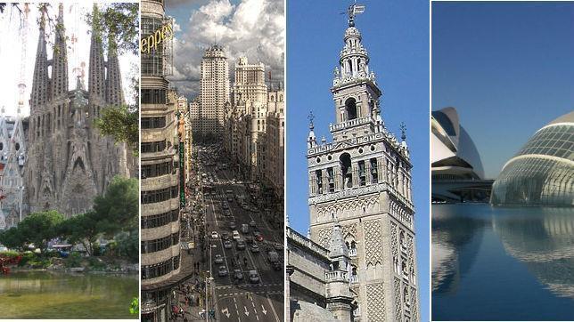 Barcelona y madrid entre los destinos del mundo mejor - Cual es la mejor ciudad de espana ...