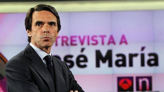 Aznar, sobre una vuelta a la política: «Nunca he eludido mi responsabilidad»