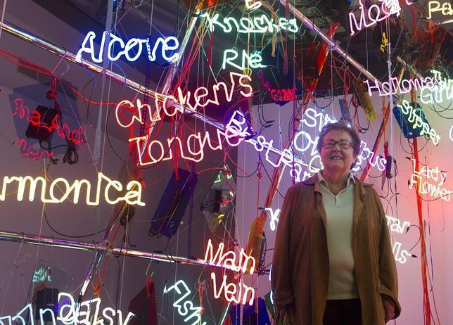Helga de Alvear: «Solo vendí una obra en ARCO, pero seguiré apoyando la feria»
