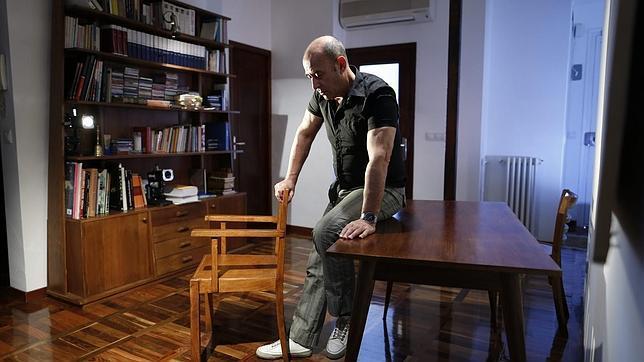 José Luis Sáiz (Sexto Derecha): «El salón de mi casa no es particular»