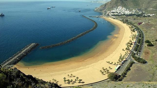 playas urbanas espana