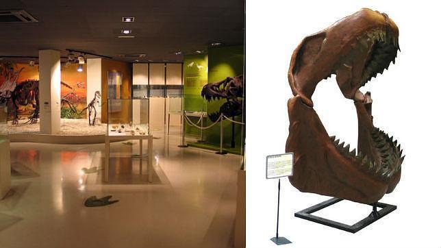Diez asombrosos territorios de dinosaurios en España