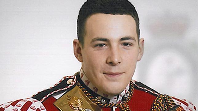 Así era Drummer Lee Rigby, el soldado de 25 años asesinado en Londres