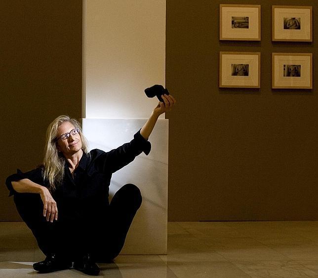Annie Leibovitz, Príncipe de Asturias de Comunicación y Humanidades