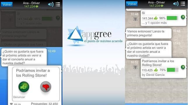 Appgree, la «app» que revoluciona la participación en Gran Hermano