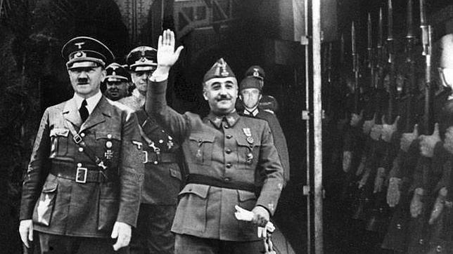 Reino Unido habría sobornado a militares españoles para no entrar en la Segunda Guerra Mundial