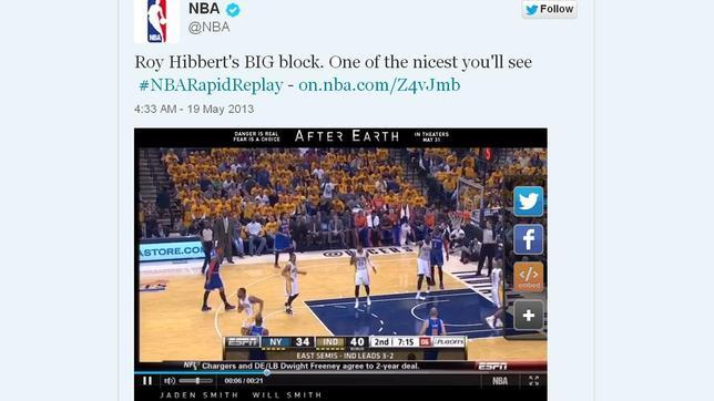 Twitter introduce vídeos patrocinados en el «timeline»