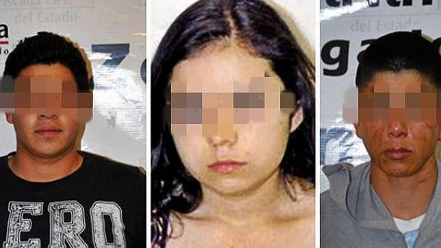 La policía de México sorprendida por una joven de 17 años que mató e incineró a sus padres