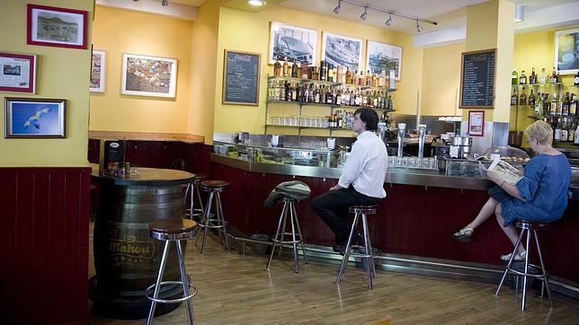 Diez locales para salir de tapas por madrid - Casa santona madrid ...