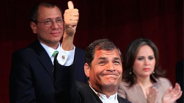 Correa comienza su tercer mandato, que asegura que será el último
