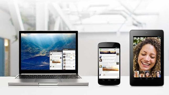 Cómo actualizar tu cuenta de Gmail a los Hangouts