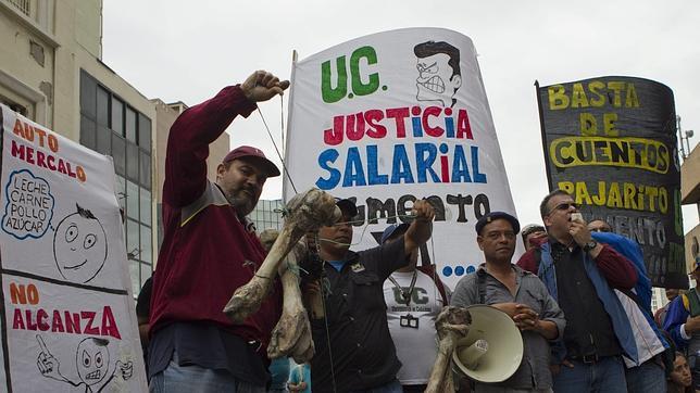 Capriles culpa al Gobierno de la escasez de productos básicos en Venezuela