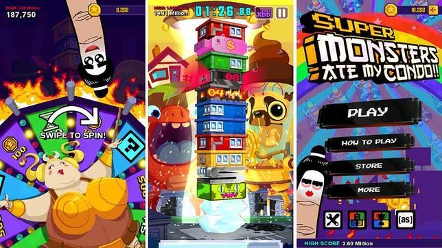 El Top 5 De Juegos Gratis Para Ipad