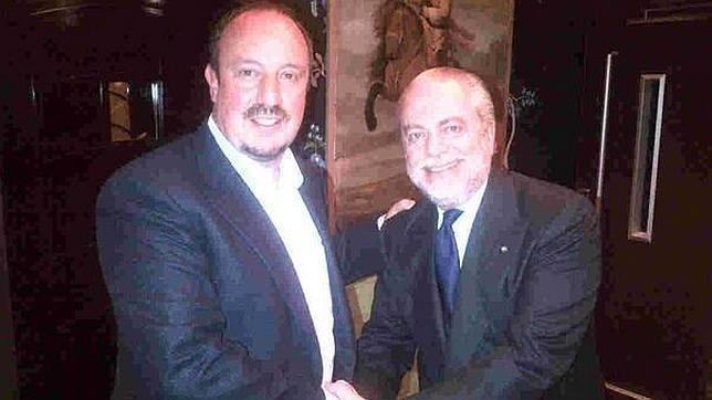Rafa Benítez, nuevo entrenador del Nápoles