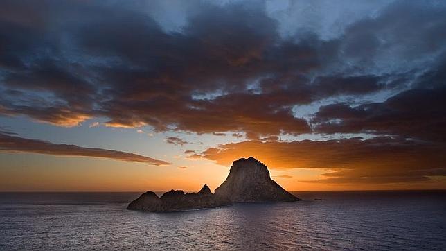 El islote de Es Vedrá está rodeado de leyendas