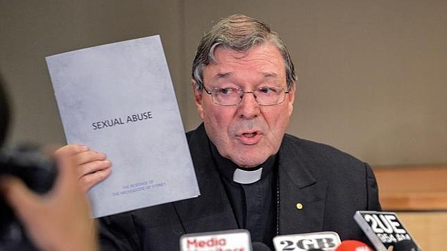 La Iglesia católica australiana admite ante el Parlamento que ocultó los abusos sexuales a menores