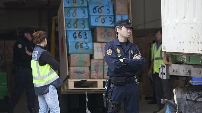 Tres nuevas detenciones en el mayor alijo de hachís de Europa