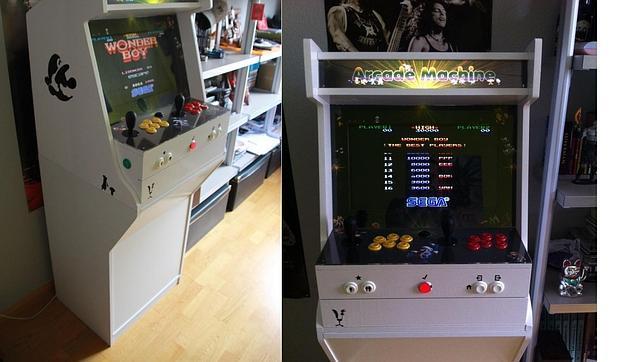 Pon Una Nostalgica Arcade En Tu Vida