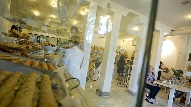 El consumo de pan y bollería aumentó en 2012