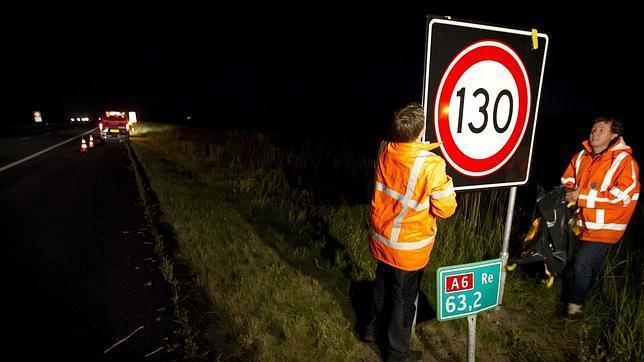 EFE. Imagen de archivo de Holanda, donde recientemente se amplió la velocidad máxima a los 130km/h