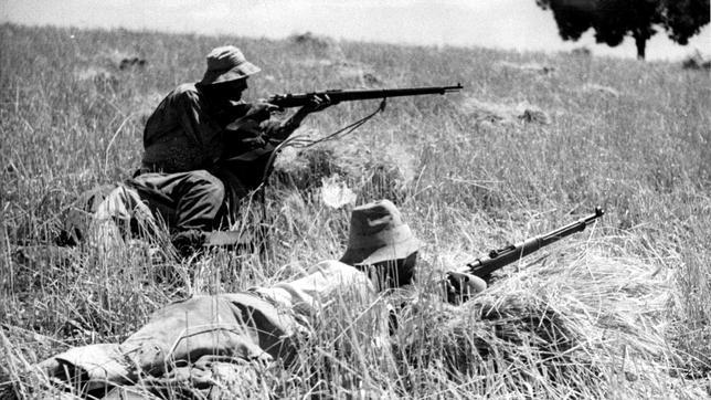 La increíble historia de los trece chinos que lucharon en la Guerra Civil española